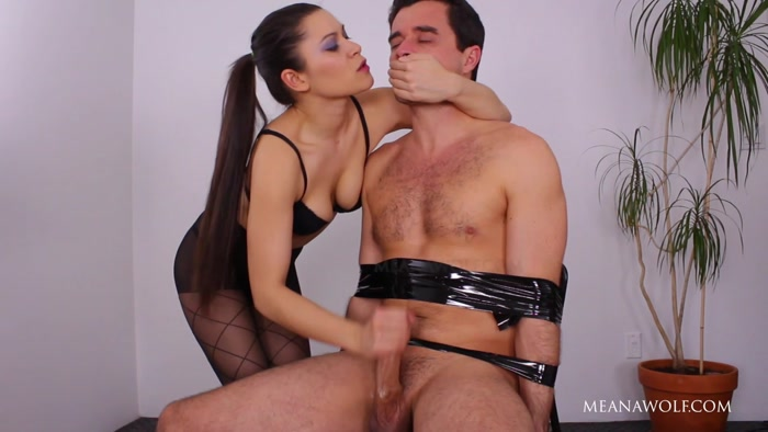 Watch or Download - Meana Wolf - The Ransom - tied handjob, hand domination, handjob - Release [16-02-2019]