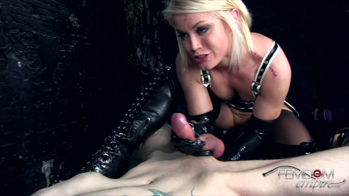Watch or Download - Vicious Femdom Empire - Ash Hollywood - Prostate Milking - Vicious Femdom Empire, Ash Hollywood - Release [25-02-2019]