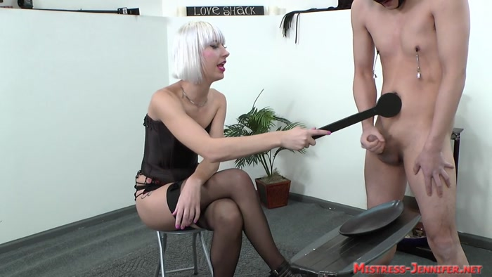 Mistress-Jennifer - All Mine  Part  4 - femdomcc, forced orgasms, milking, k2s