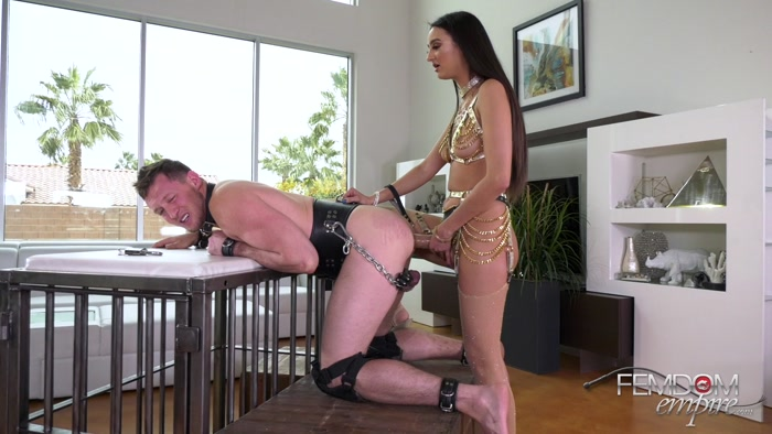 Vicious Femdom Empire - Eliza Ibarra - Smile for Cock - strapon, strap-on, strap on